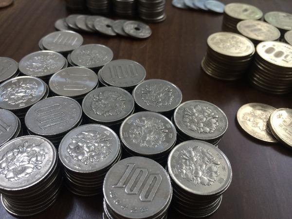 小銭貯金2