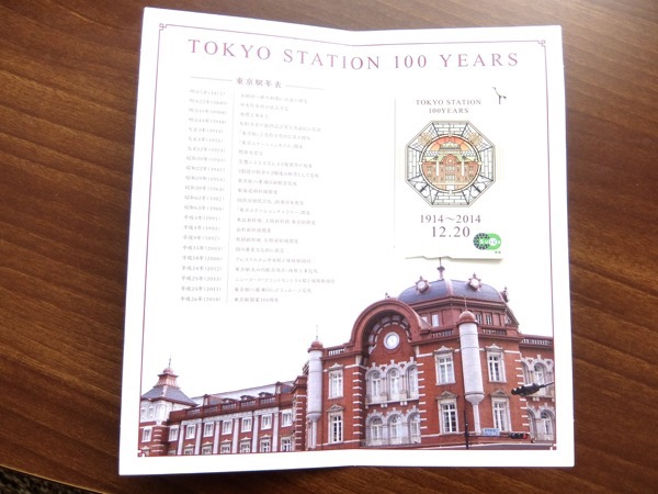 東京駅開業100周年記念Suica8