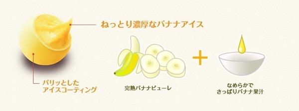 アイスの実 完熟バナナ7