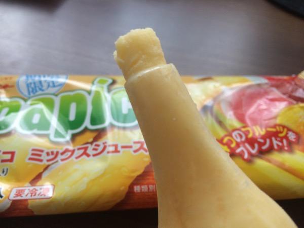 パピコ ミックスジュース味5
