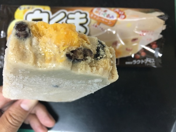 センタン白くま 黒糖3