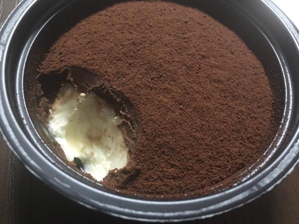 スプーンで食べる生チョコアイス7