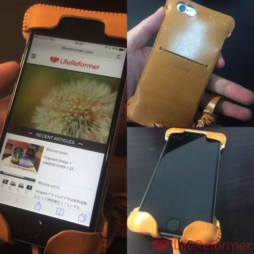 Abicase iPhone6s16