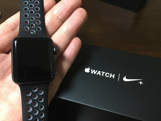 Apple Watch Nike+ 4
