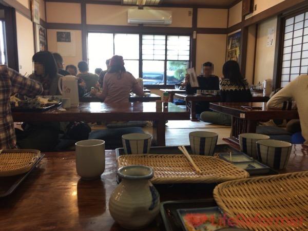 水沢うどん松島屋 5