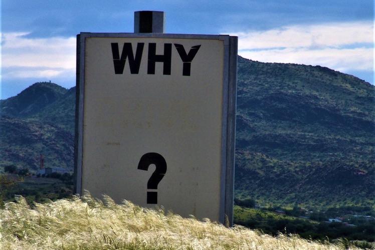 日常の気づきに「なぜ?」を投げかける練習をする!