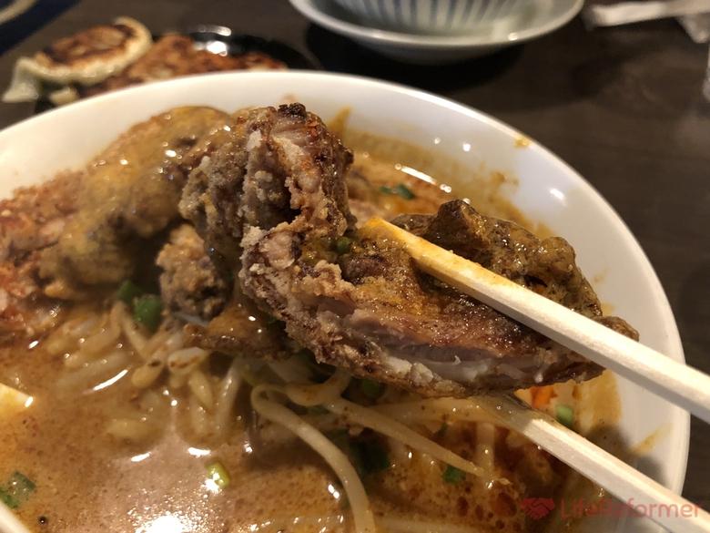 西川口の担々麺 永吉 8
