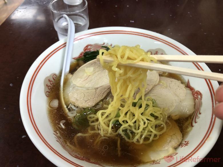 秋田県十和田の 菅野食堂 4