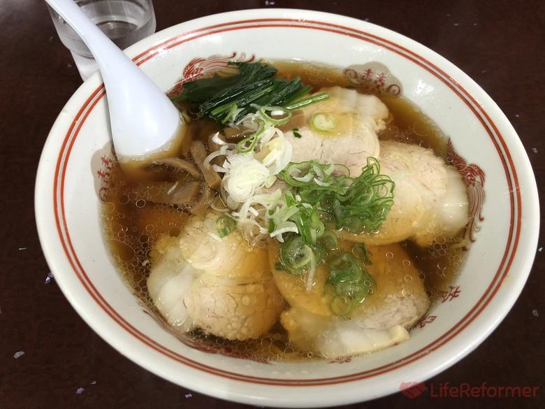 秋田県十和田の 菅野食堂 1