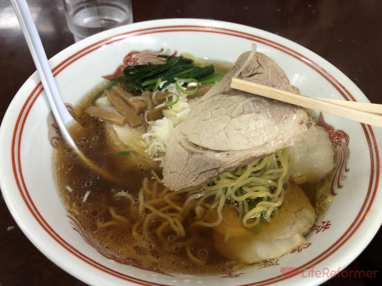 秋田県十和田の 菅野食堂 3